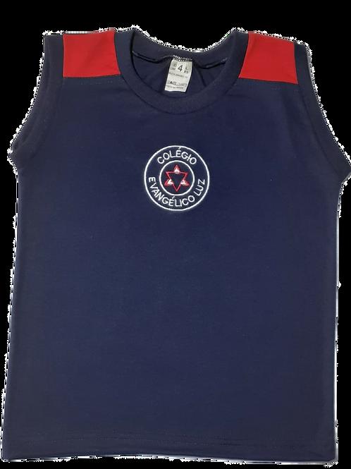 Camiseta Regata Evangélico Luz