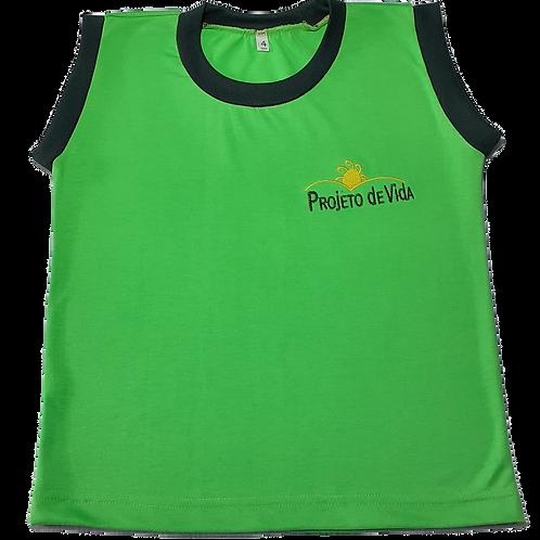 Camiseta Regata Projeto de Vida