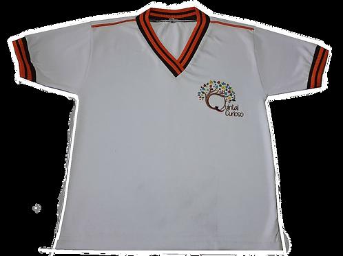Camiseta Manga Curta Quintal Curioso