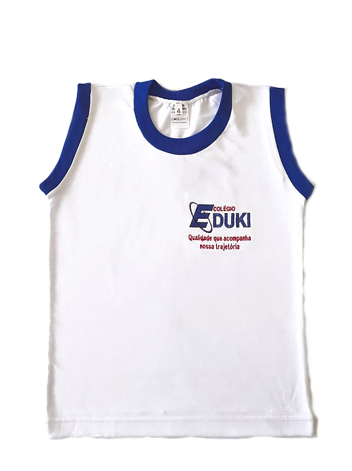 Camiseta Regata Eduki