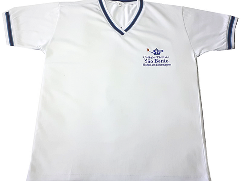 Camiseta Manga Curta Enfermagem