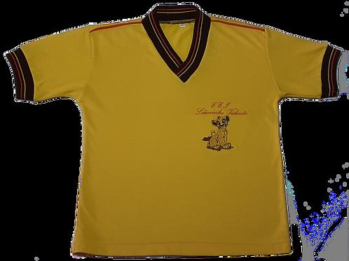 Camiseta Manga Curta Leãozinho Valente
