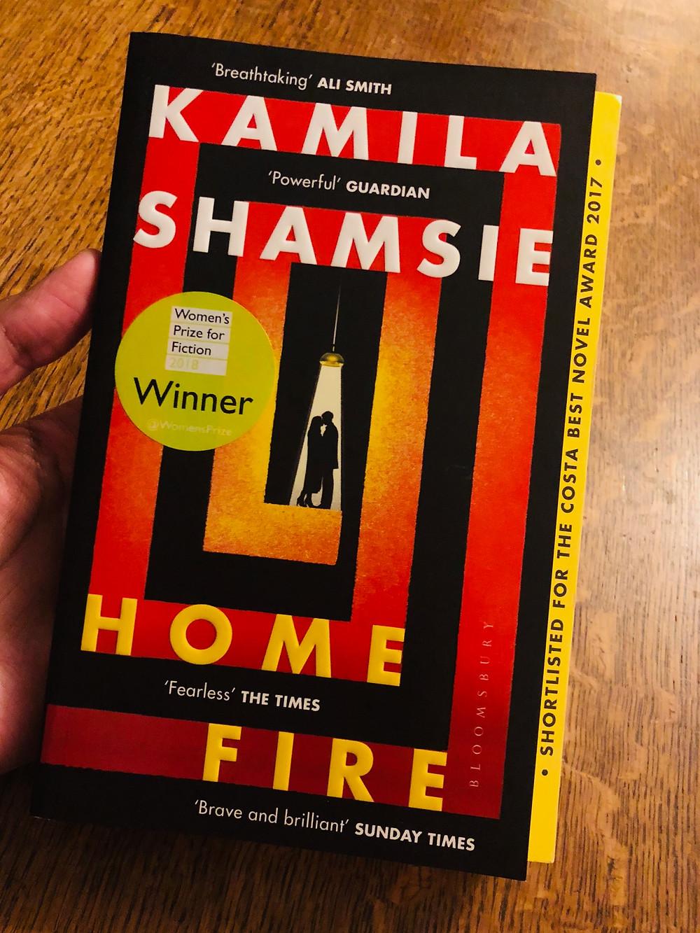Kamila Shamsie's Home Fire