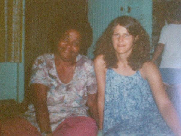 Karen Naisoro's mom & paternal grandmother in Fiji - FJWOW