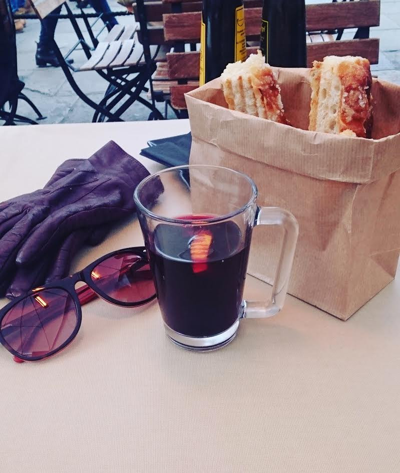 Fijian In The UK - Mulled Wine at Covent Garden, London