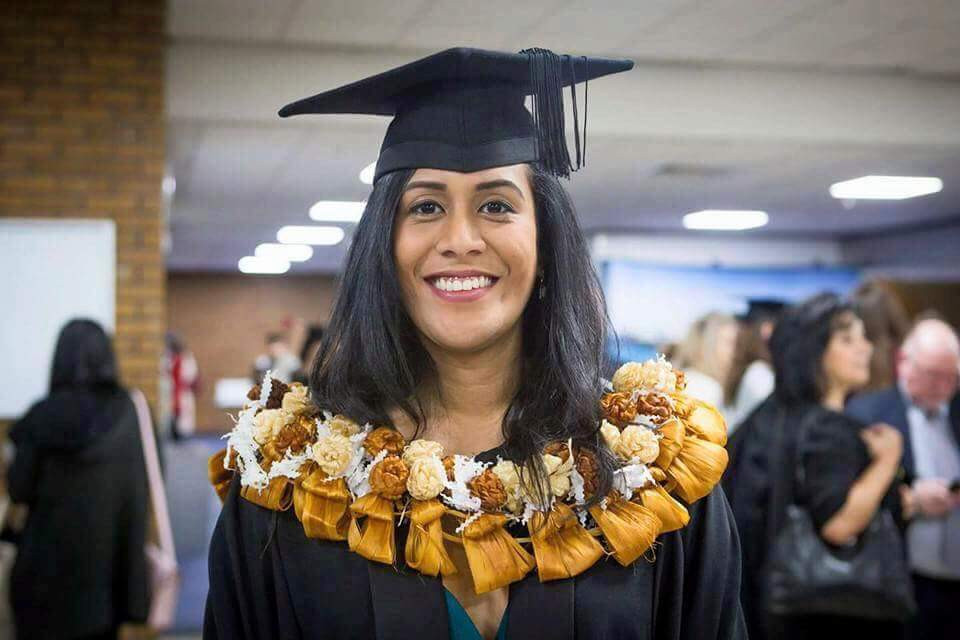 Fijian In The UK - FJWOW - Sainimili Kata
