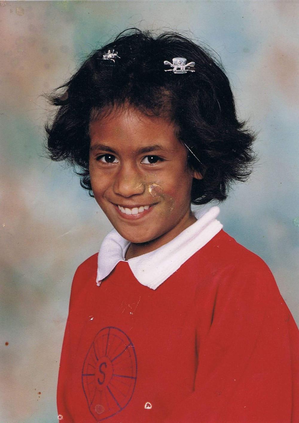 Fijian In The UK - Sainimili Kata : Year 3 Maidstone, Kent