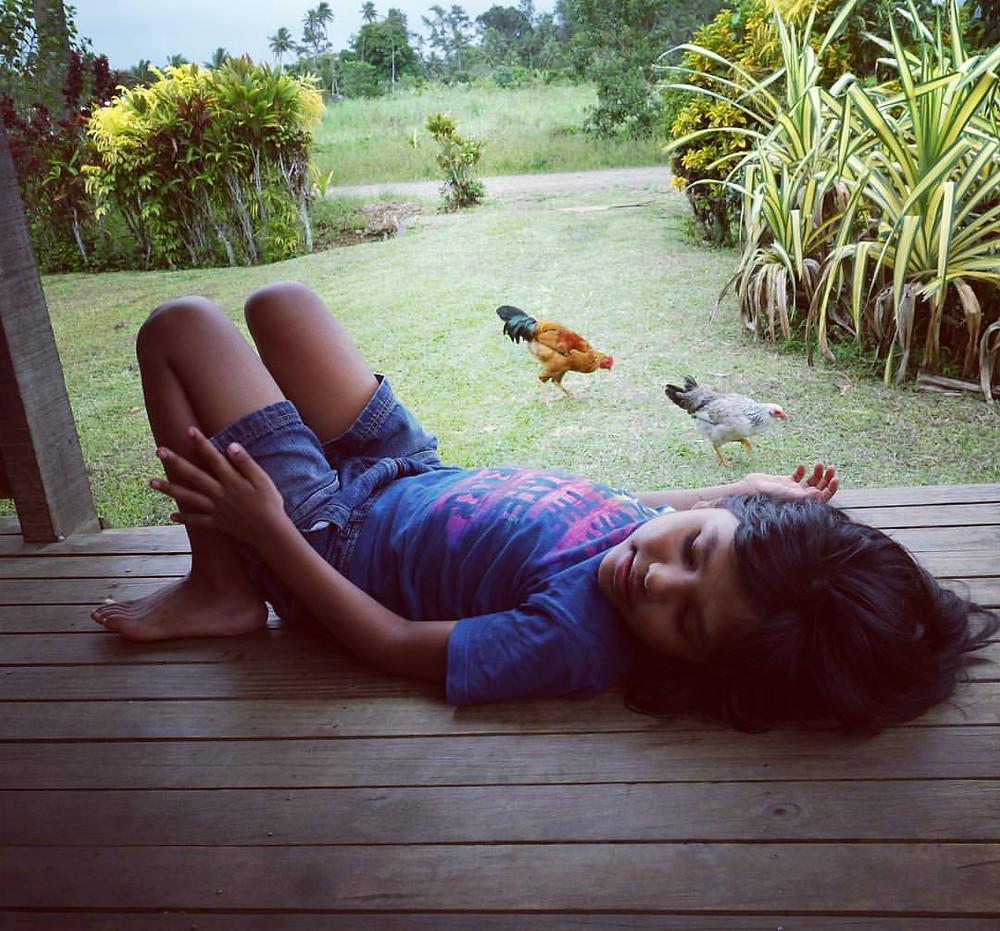 FJWOW - Alamanda Datt's youngest son