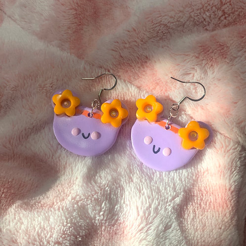 Purple/orange Frogton John