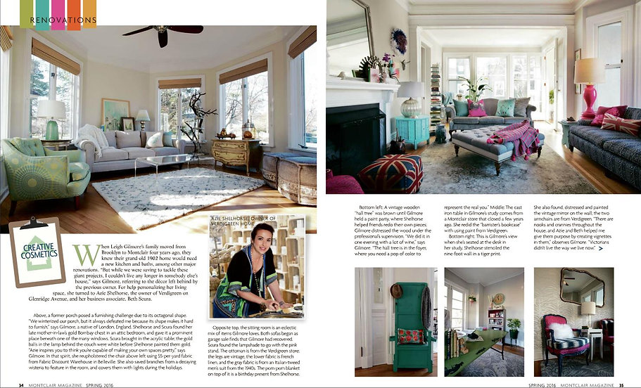 montclair magazine article about fringe