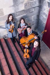 Niles string quartet 2018