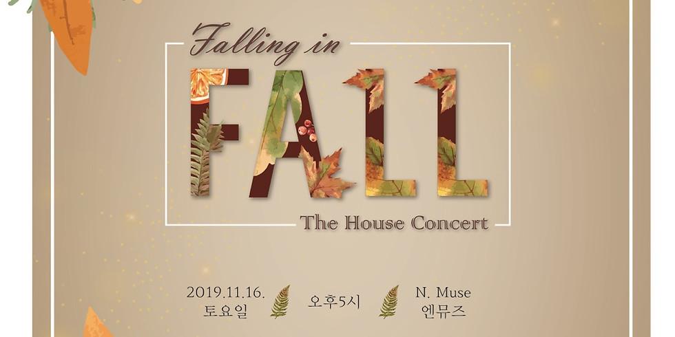 인체임버오케스트라 하우스콘서트 Falling in Fall