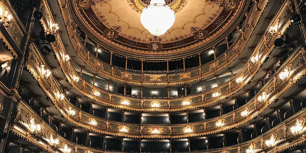 Opera: Die Zauberflöte