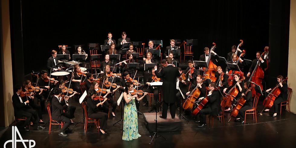 Prague Summer Nights Festival Orchestra plays Brahms 2