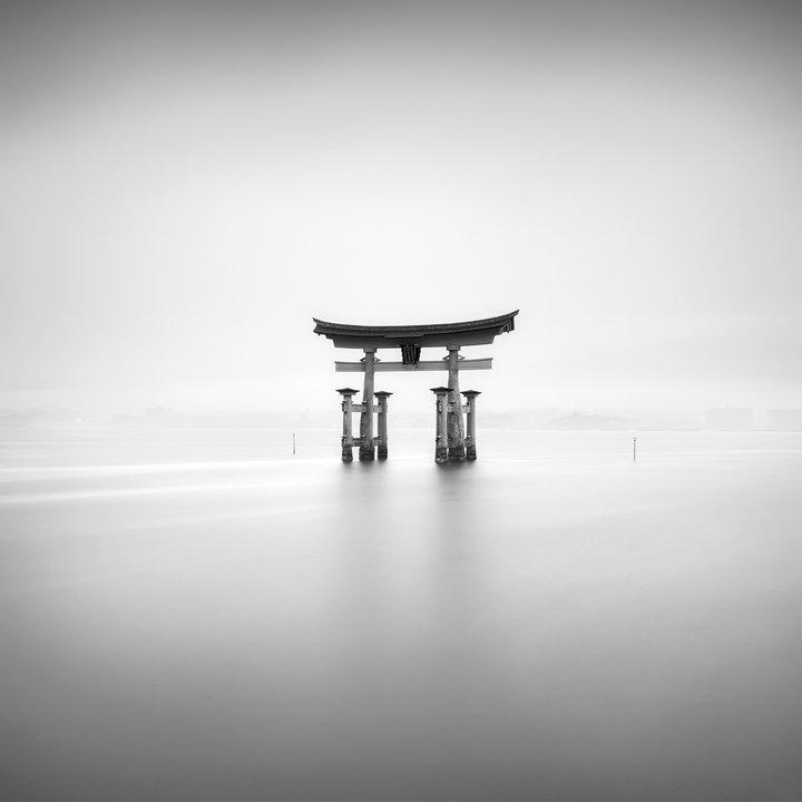 Itsukushima Torii Study II (2010)