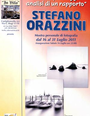 Solo Exhibition. July 16-31, 2011  – In Villa Gallery