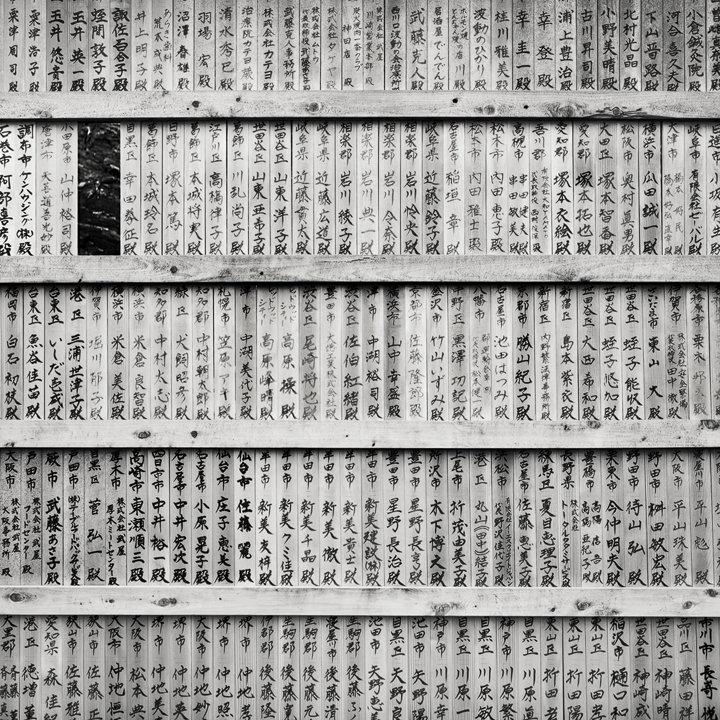 Shinto Shrine Detail (2010)