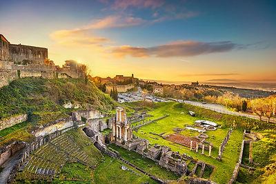 Roman Theater of Volterra