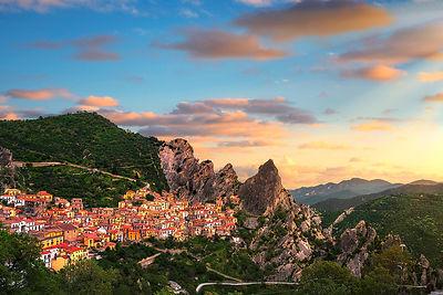 Castelmezzano Sunset