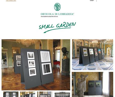 Group Exhibition –  Small Garden   - G.A.M. Milan
