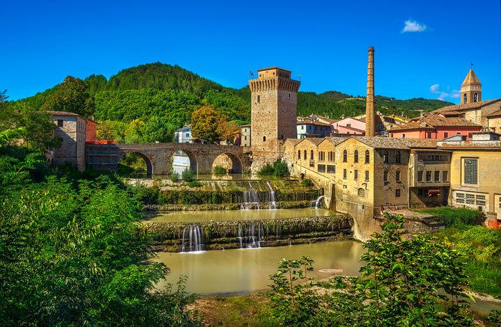 Roman bridge of Fermignano