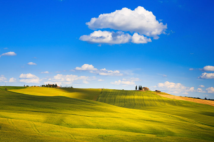 Surrealism in Tuscany