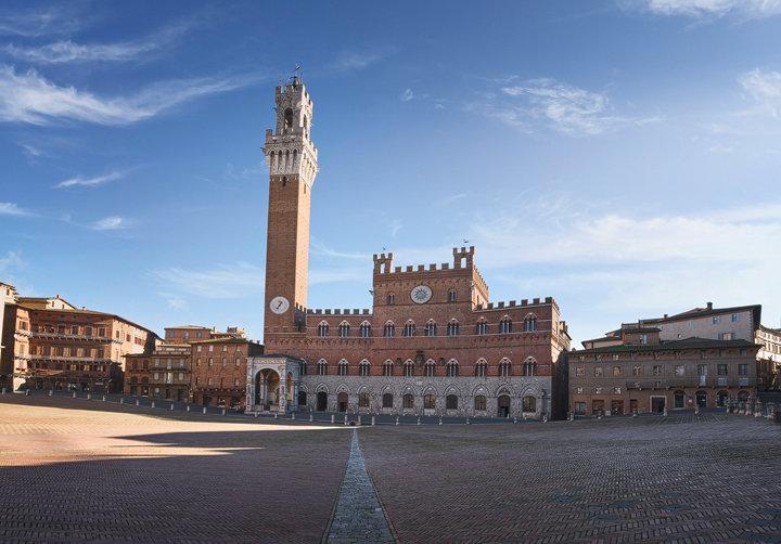 Siena, Il Campo