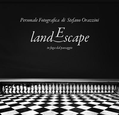 """land-E-scape"" Solo Exhibition. July 22-28, 2011"