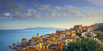 Porto Santo Stefano in the Morning