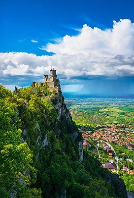 San Marino Republic, Guaita tower