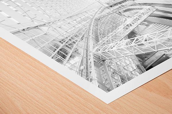 Photo Cotton Print Matte CloseUp Wood.jp