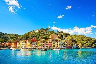 Portofino Panoramic View