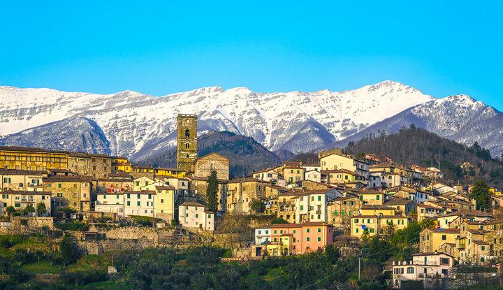Coreglia Antelminelli and Apennines
