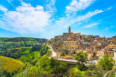Matera ancient town, i Sassi