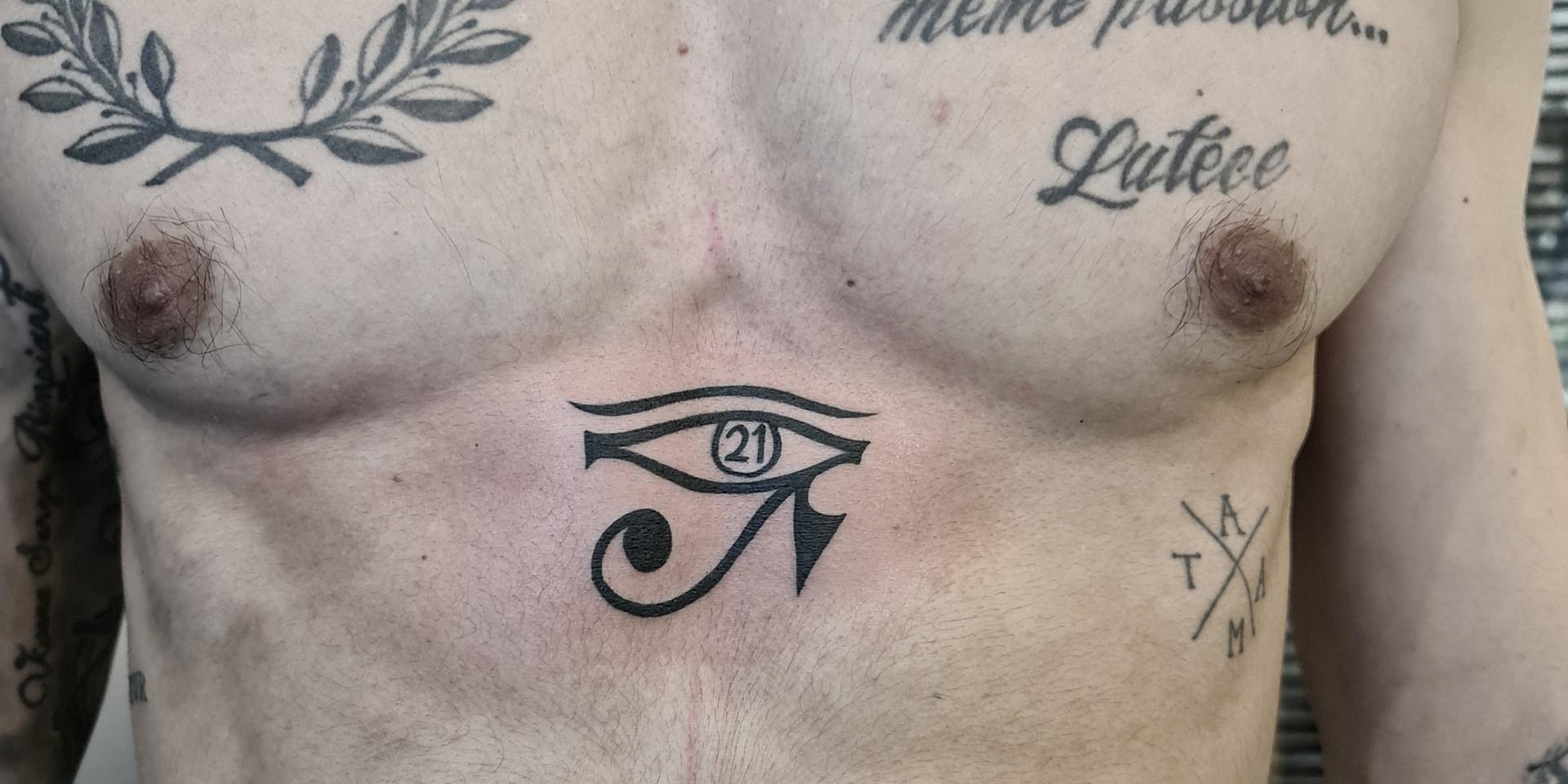 Tatouage Egyptien