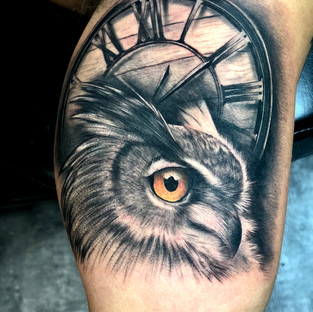 Hiboux Horloge.JPG
