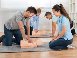 Обучение правилам оказания первой помощи