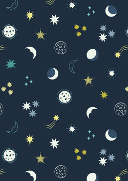 Glow in the Dark Moons