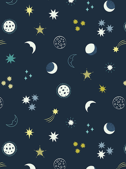 Moons and Stars GLOW