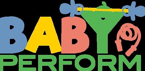 Logo Baby Perform