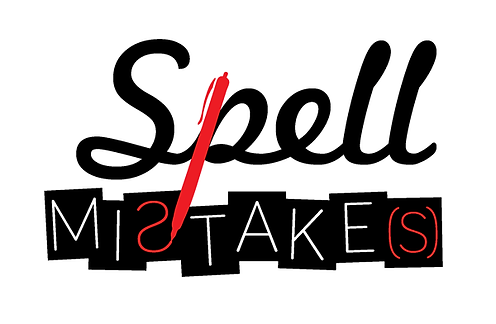 Spell Mistake(s) - Logo 2