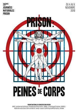 Journées Nationales Prison 2017 - Visuel 4