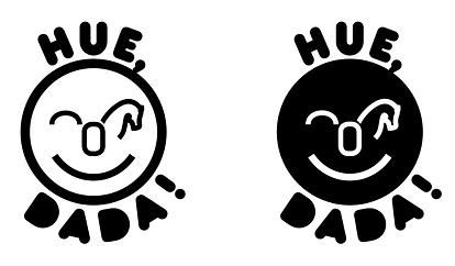 Association Hue, Dada ! - Logo 2
