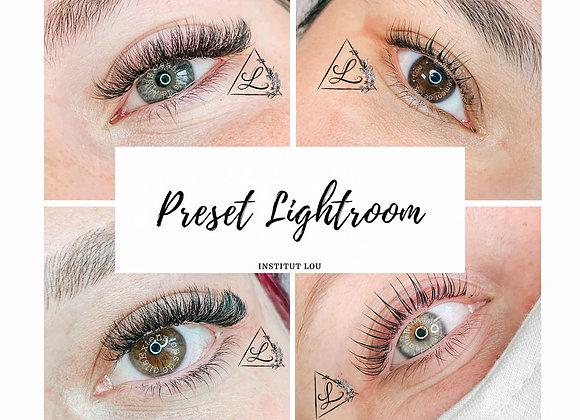 Preset Lightroom Cils & Ongles 1