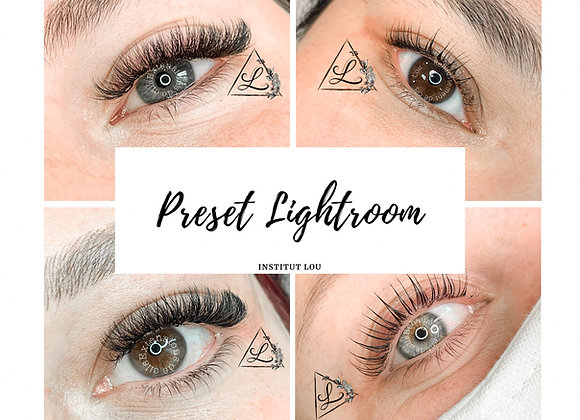 Preset Lightroom Cils 2