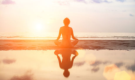 La méditation de la mer