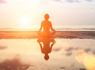 Meditation ved havet