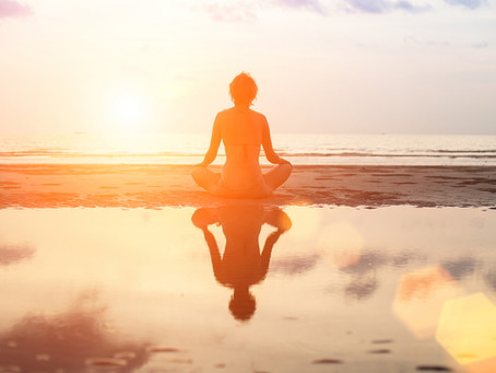 Meditation has a great impact on your well-being