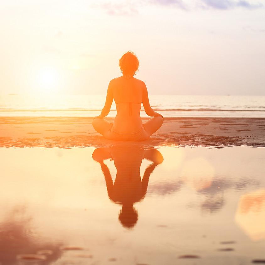 Meditación martes: Fundiendote con el Infinito