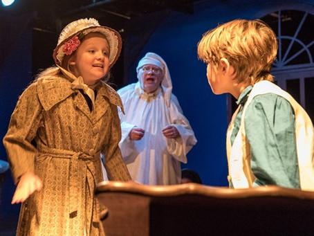Review: A Christmas Carol Memory at Creative Cauldron